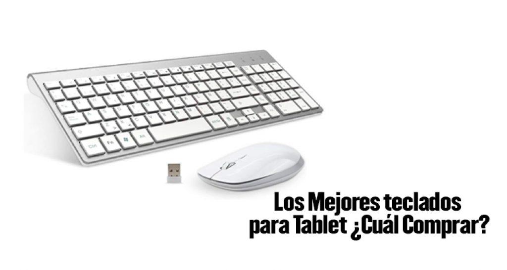 teclados para tablet, mejores teclado de tablet
