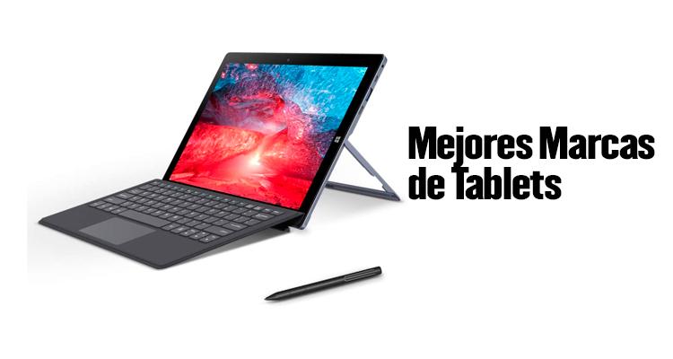 mejores marcas de tablets, marcas de tablet, cuales son las mejores marcas de tablet, que marca de tablet comprar
