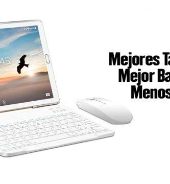 Mejores Tablets con Mejor Batería Por Menos de 200